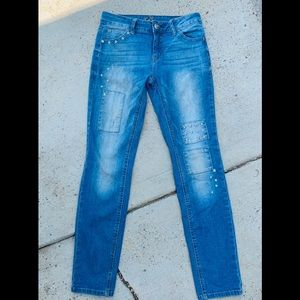 Justice jeans size 12
